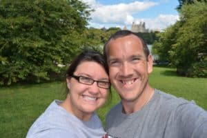 Chris & Heather Central Park