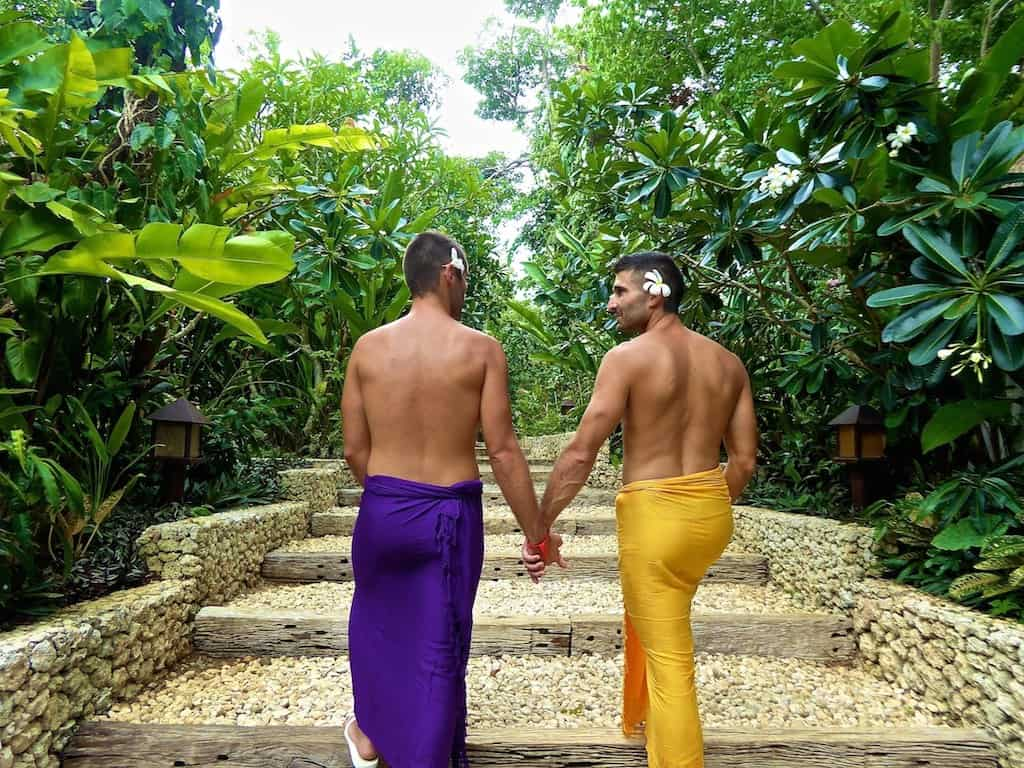 14 LGBT campaign for Mandala Spa, Boracay Phlippines, May 2015