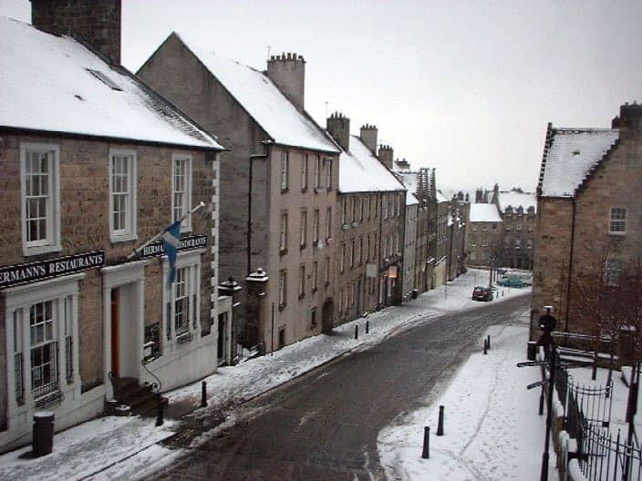 Stirling Scotland street
