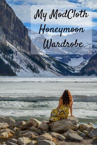 My ModCloth Honeymoon Wardrobe
