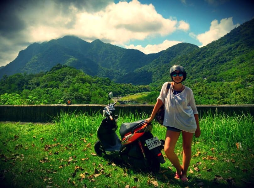 Motorbiking through Taiwan-Optimized