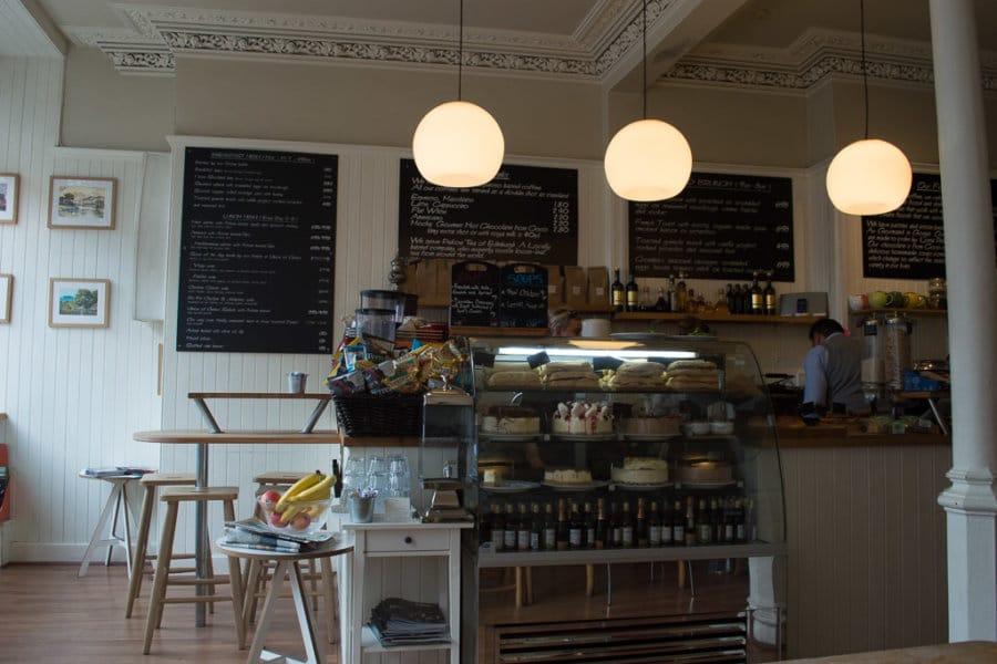 The Best Coffee Shops In Edinburgh With Wifi